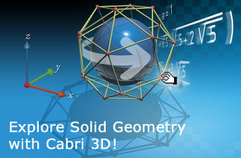 Cabri 3d Interactive Geometry Software