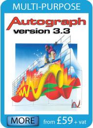 Autograph 3.3